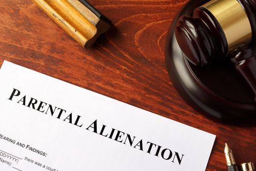Parental Alienation documents in BC