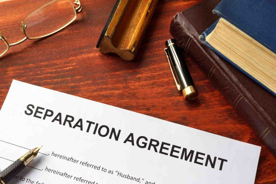 Can a Separation Agreement be Contested?